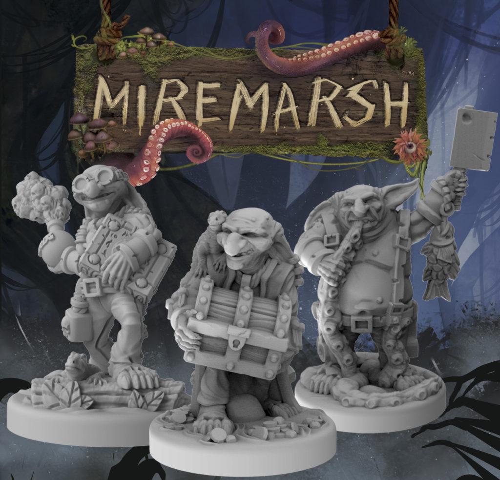 Miremarsh on Kickstarter