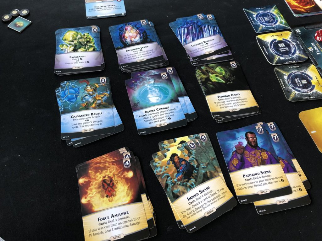 Aeon's End: The New Age – a Real Treat for Deck Building Fans