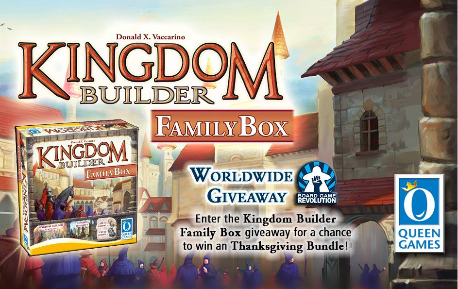 Kingdom Builder Giveaway