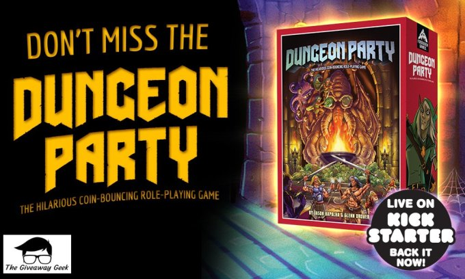 Dungeon Party Giveaway