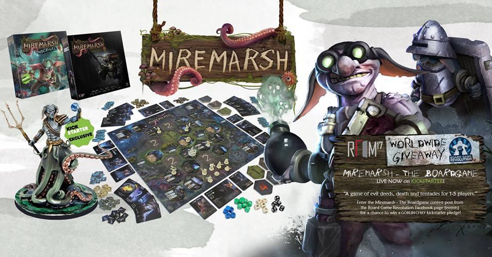 Miremarsh Giveaway