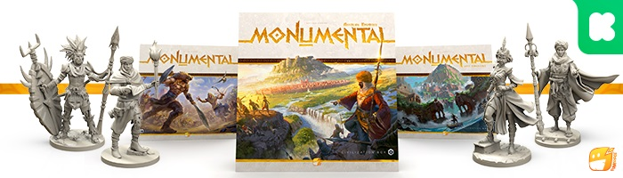 Monumental - African Empires Giveaway!