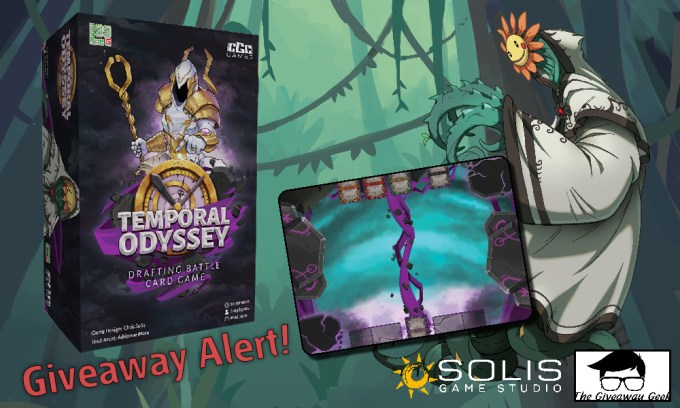 Temporal Odyssey & 2-Player Matt Giveaway