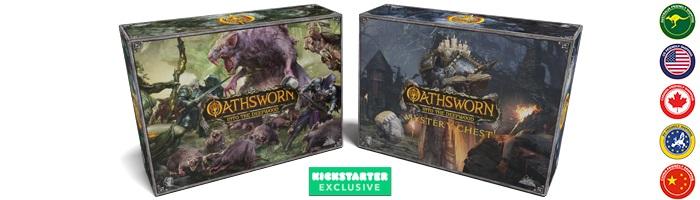 Shadowborne Games Oathsworn: Into the Deepwood Giveaway