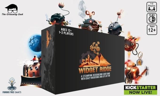 Widget Ridge Giveaway