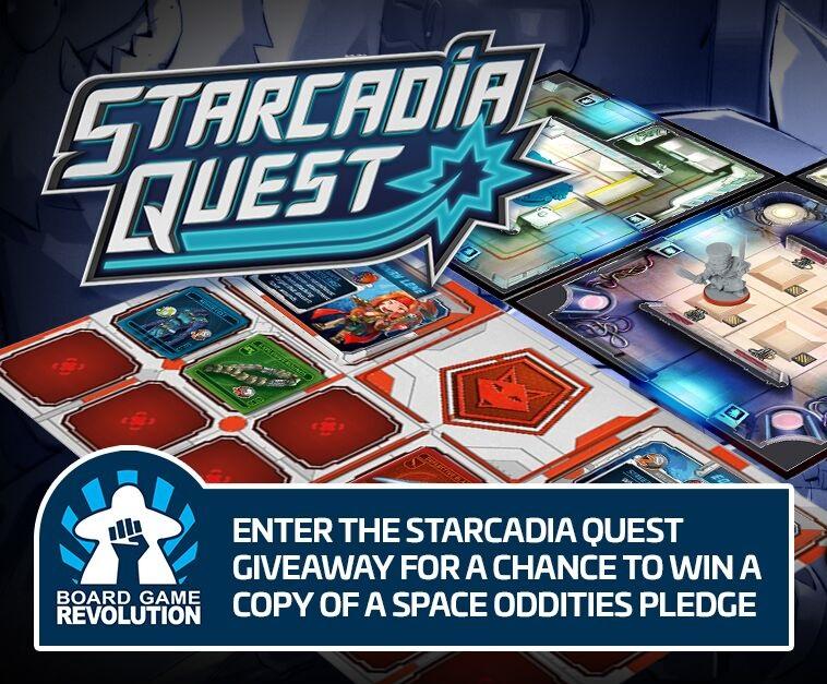 Starcadia Quest Giveaway [Deadline]