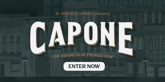 Capone Giveaway