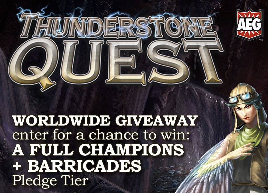 Thunderstone Quest Giveaway