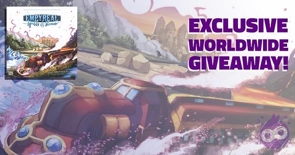 Empyreal: Spells & Steam – Exclusive Worldwide Giveaway