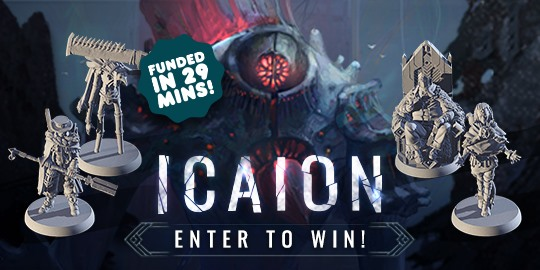 Icaion Giveaway