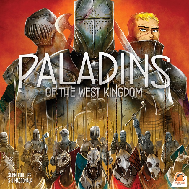 Paladins of the West Kingdom Giveaway