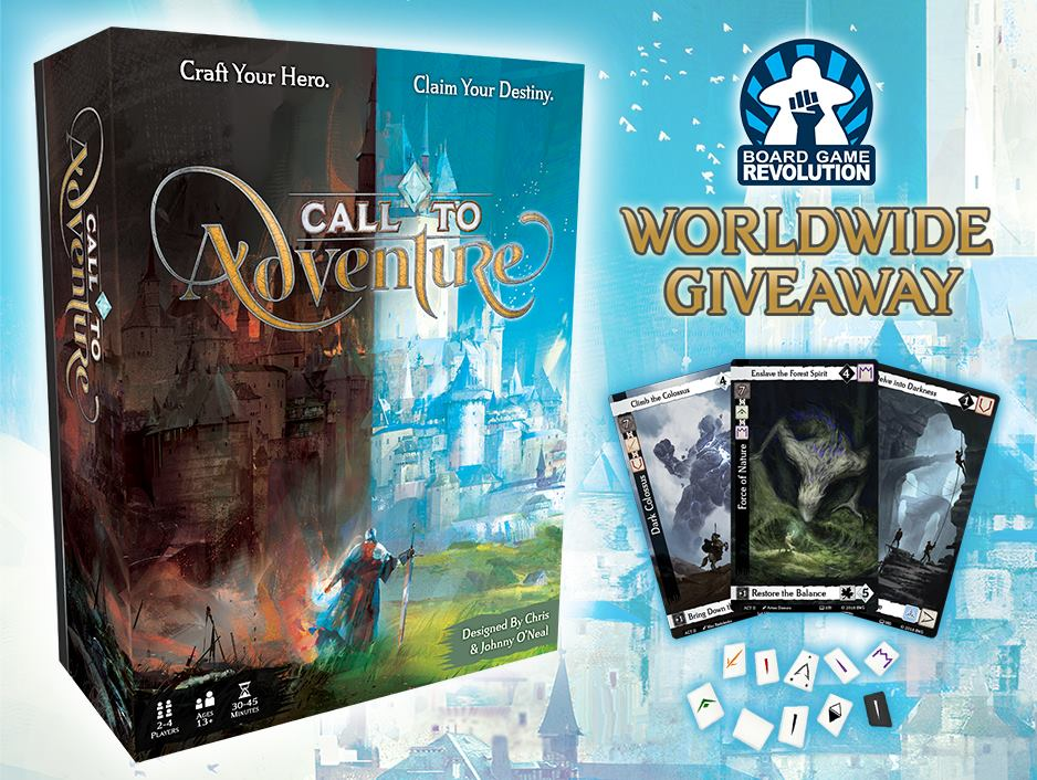 Call to Adventure Giveaway