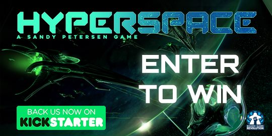 Hyperspace Giveaway