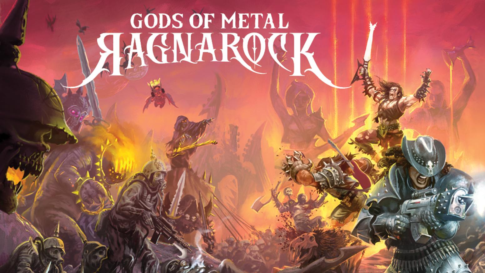 Gods of Metal: Ragnarock