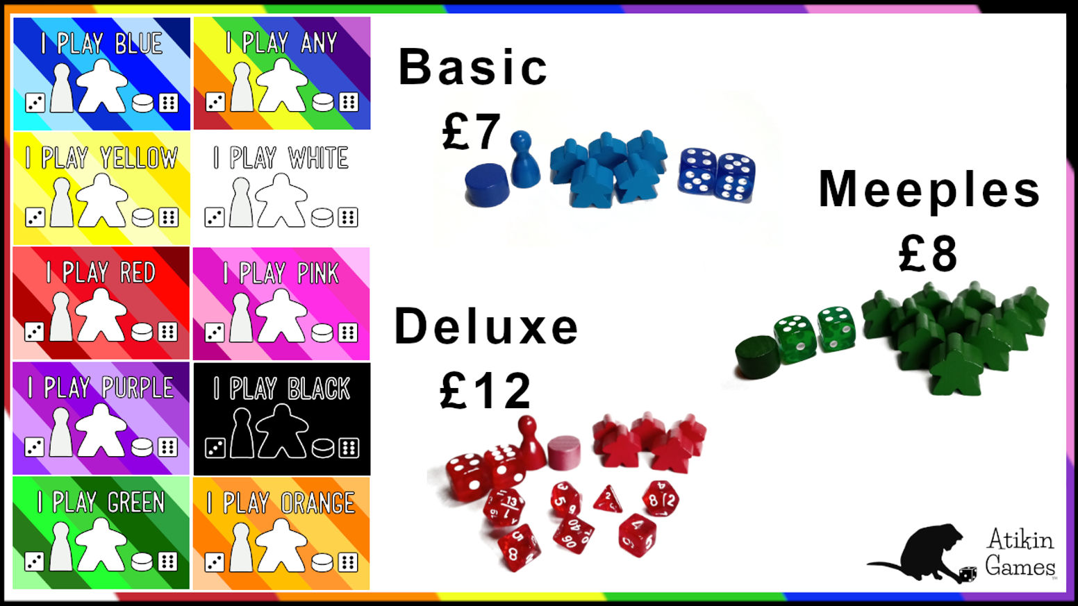 Make 100: The Board Game Survival Kit