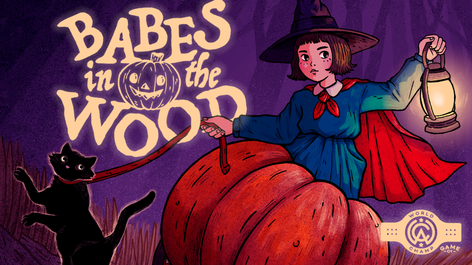 Babes in the Wood RPG (2nd Edition)