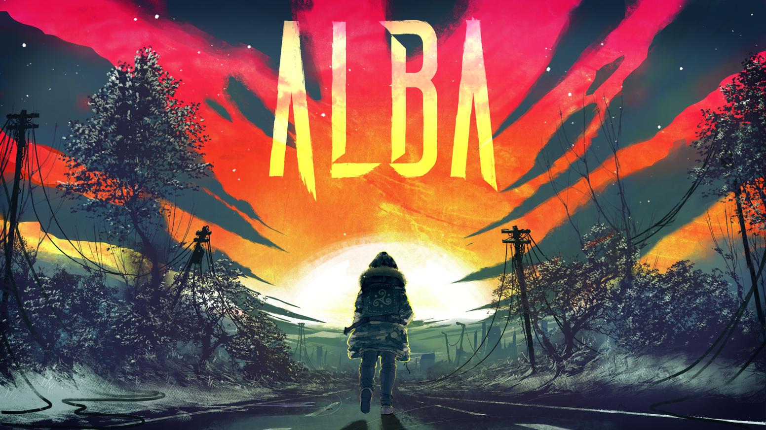 📚 Alba - an Open World Adventure Book 📚