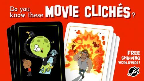 MOVIE CLICHÉS - the card game