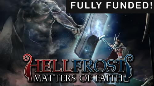 Hellfrost Matters of Faith