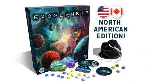 Exoplanets - A planetary life-development board game