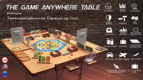 The Game Anywhere Table