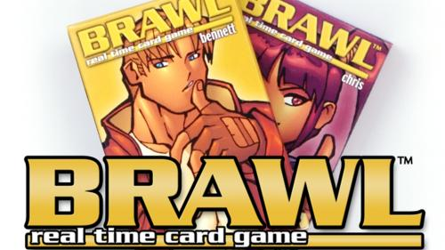 BRAWL: Real Time Card Game