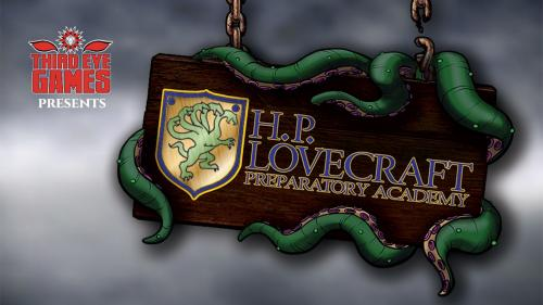 H. P. Lovecraft Preparatory Academy - Tabletop RPG