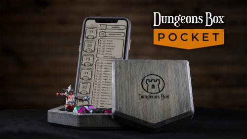 Dungeons Box POCKET - Companion for the Mobile Adventurer