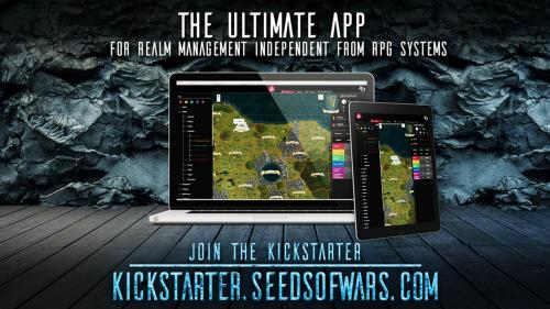 SOW: The smart web application for RPG realm management