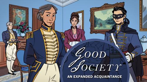 Good Society: An Expanded Acquaintance