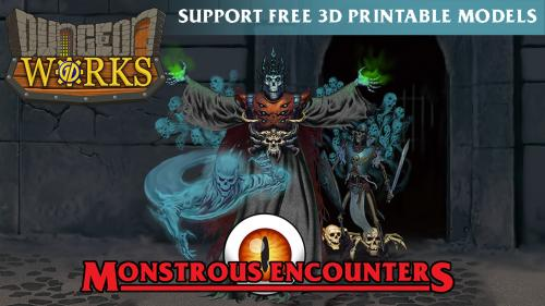 DungeonWorks: Monstrous Encounters - Undead Rising