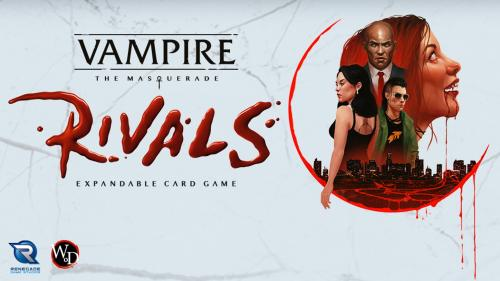 Vampire: The Masquerade Rivals Expandable Card Game