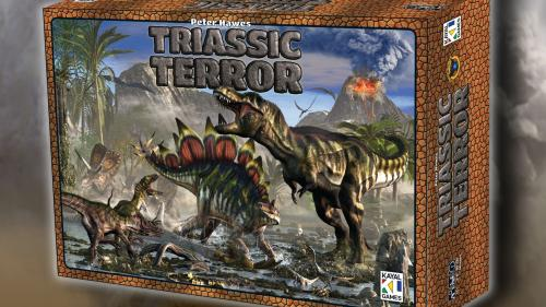 Triassic Terror! Fun with TRex & Raptors in a Primeval World
