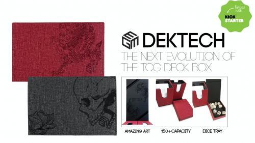 DekTech - The Evolution of the TCG Deck Box