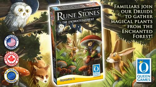Rune Stones Expansion: Enchanted Forest