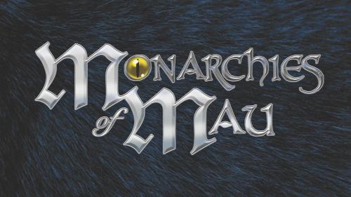 Monarchies of Mau Fantasy Tabletop RPG