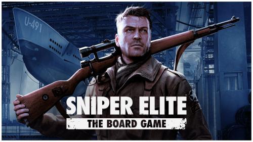 Sniper Elite - The Board Game