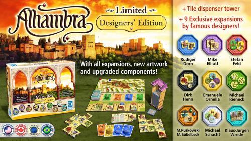 Alhambra Designers  Edition