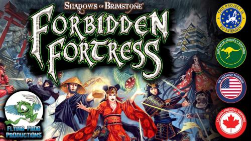 Shadows of Brimstone: Forbidden Fortress