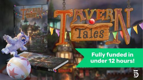 Tavern Tales: A 5e DnD Supplement Book