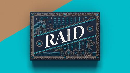 Raid - A Viking Card Game