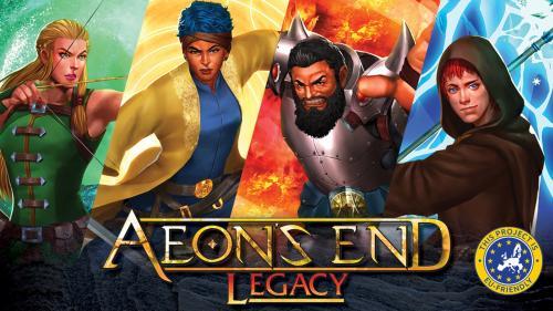 Aeon s End: Legacy