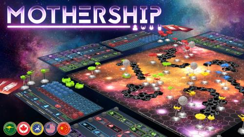 Mothership: Tabletop Space Combat Game - 2nd Edition