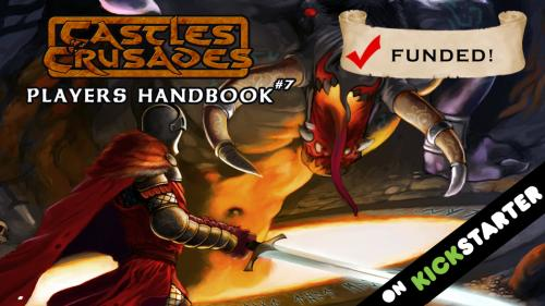Castles & Crusades Players Handbook #7