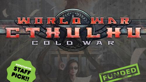 World War Cthulhu: Cold War for the Call of Cthulhu RPG