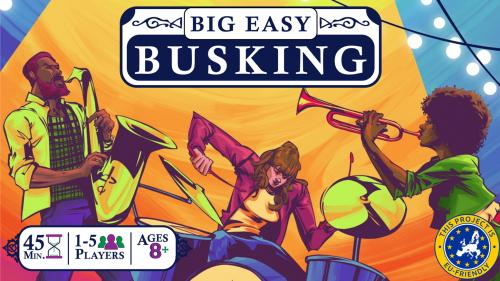 Big Easy Busking