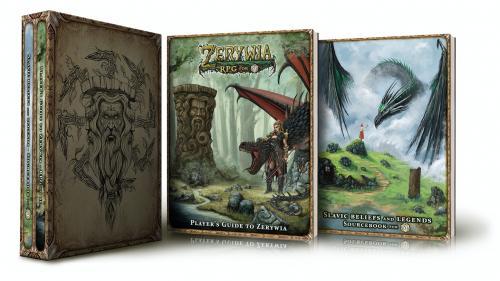 Zerywia RPG - 5e