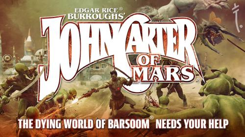 John Carter of Mars - The Roleplaying Game