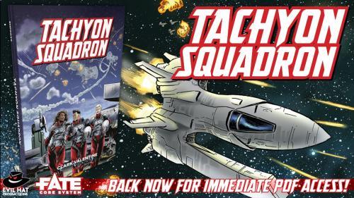 Tachyon Squadron (Fate Core RPG)