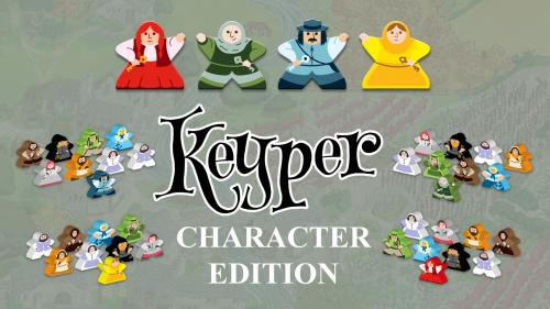 Keyper - Character Edition